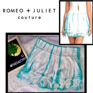 NWT Romeo & Juliet Couture Tie Dye Skirt, Sz Med